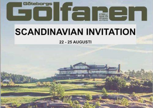 Vi gör en bilaga ihop med Scandinavian Invitaion