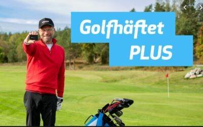 Vinn Golfhäftet med PLUS