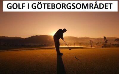 Golfbanor Göteborg, GP artikel