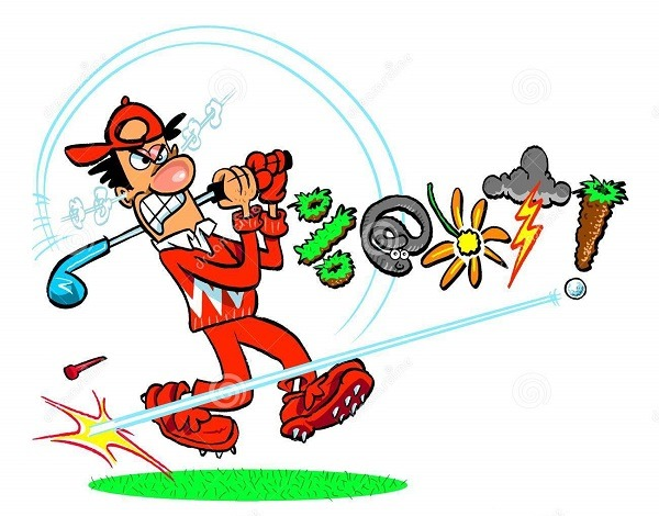 Arg golfare